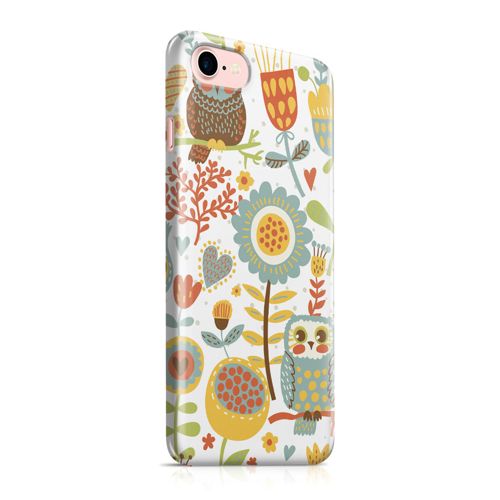 iPhone 7 Case - Morning Owl