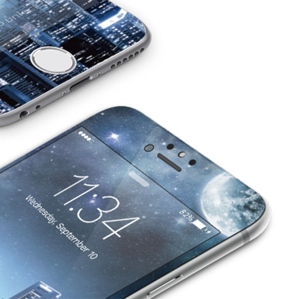 iPhone 6 | 6s  Vivid Glass Screen Protector - Night Sky