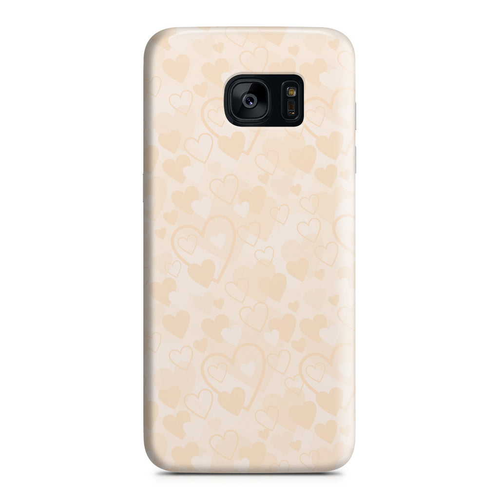 Galaxy S7 Edge Case - Vanilla