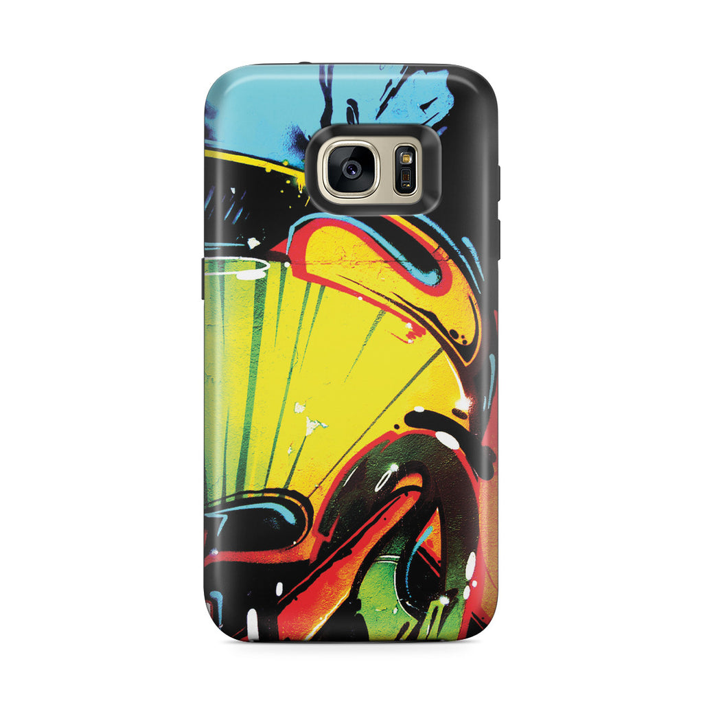 Galaxy S7 Edge Adventure Case - Turn up the Volume