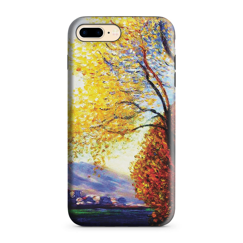 iPhone 7 Plus Adventure Case - Antibes, View of Salls by Claude Monet