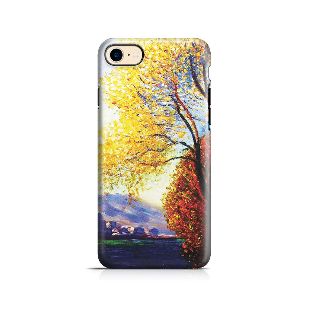 iPhone 7 Adventure Case - Antibes, View of Salls by Claude Monet