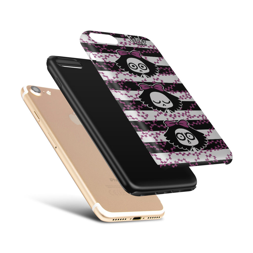 iPhone 7 Adventure Case - Punk Rock Girl