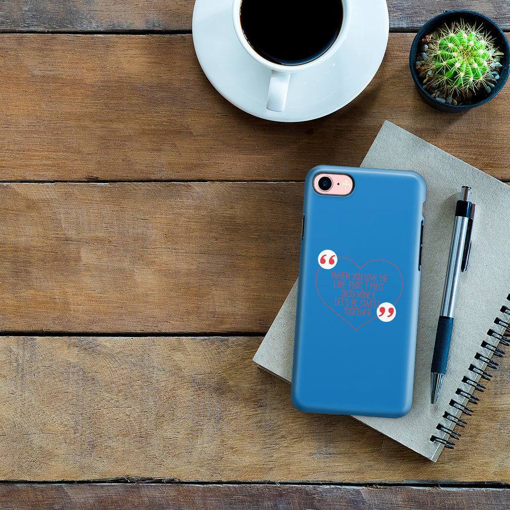 iPhone 6 | 6s Plus Adventure Case - You're too Sweet