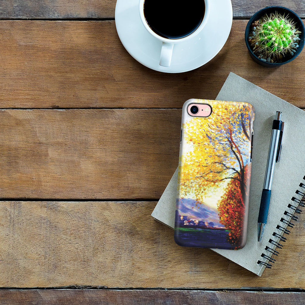 iPhone 6 | 6s Plus Adventure Case - Antibes, View of Salls by Claude Monet