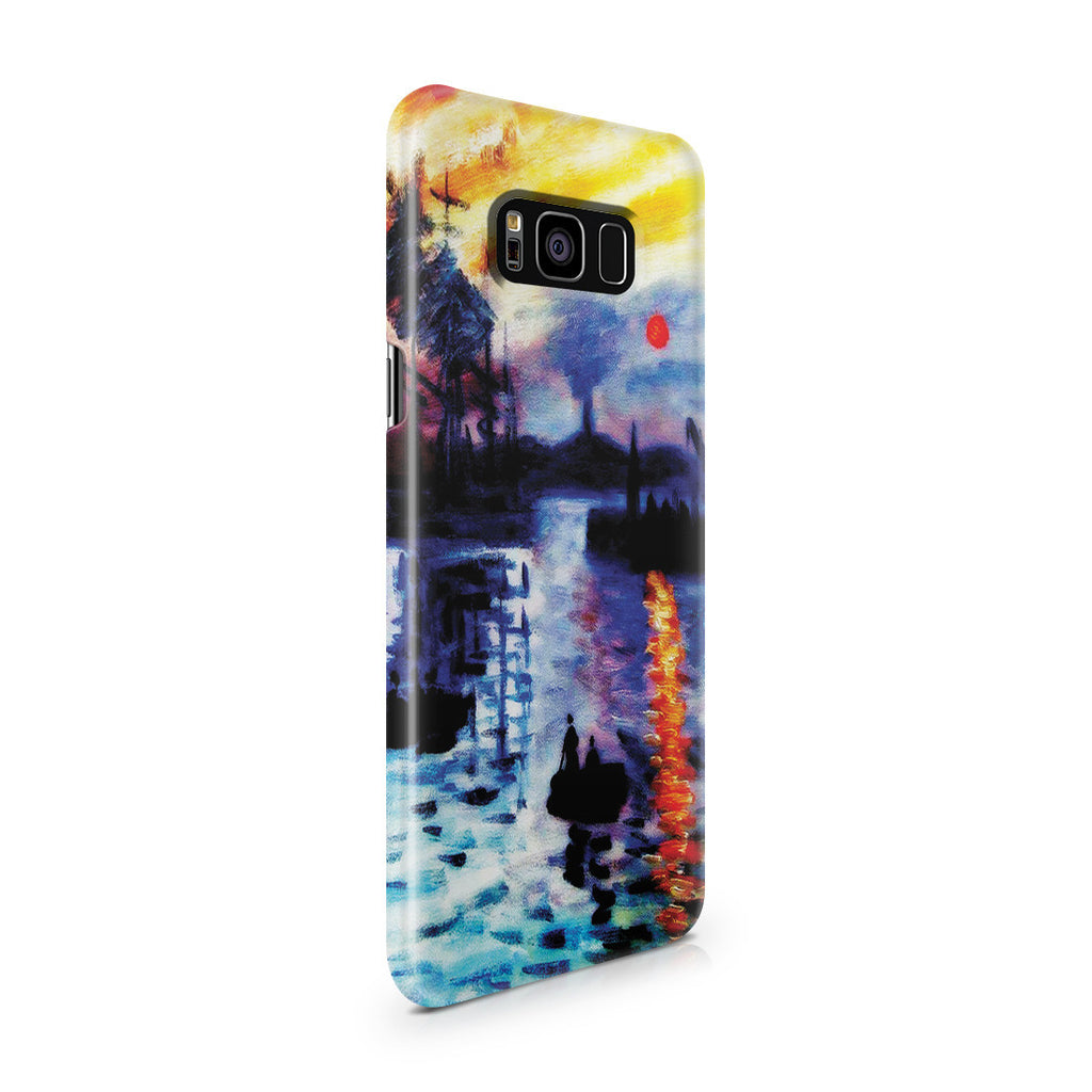 Galaxy S8 Case - Impression, Sunrise by Claude Monet