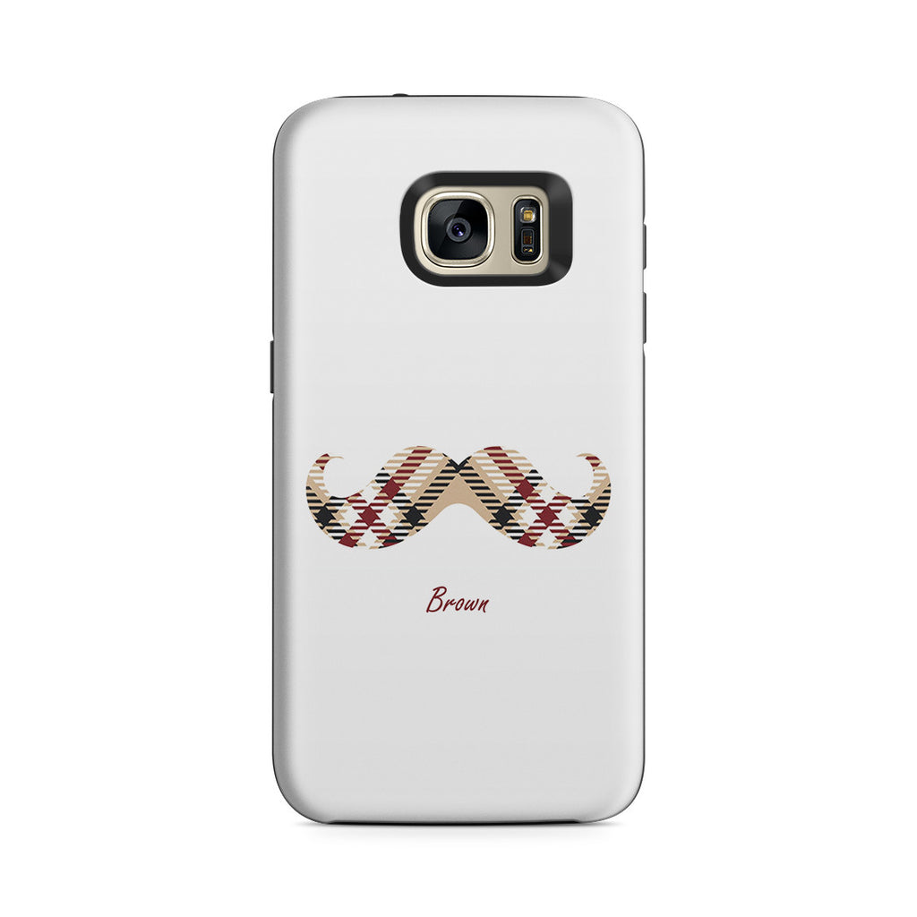 Galaxy S7 Adventure Case - Handlebar Mustache