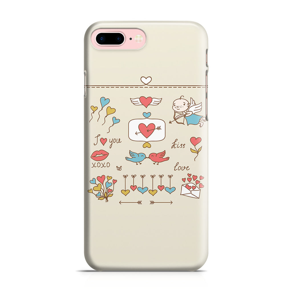 iPhone 7 Plus Case - Love at First Sight