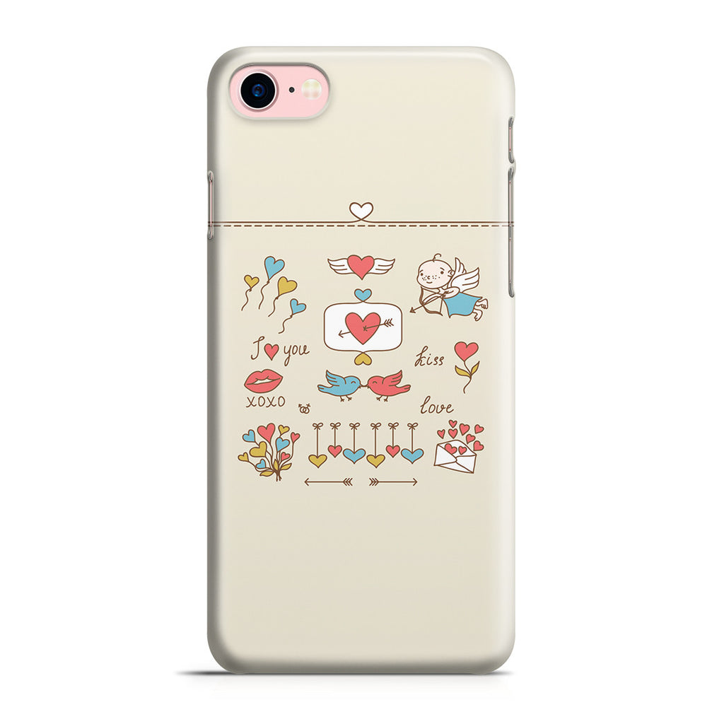 iPhone 7 Case - Love at First Sight