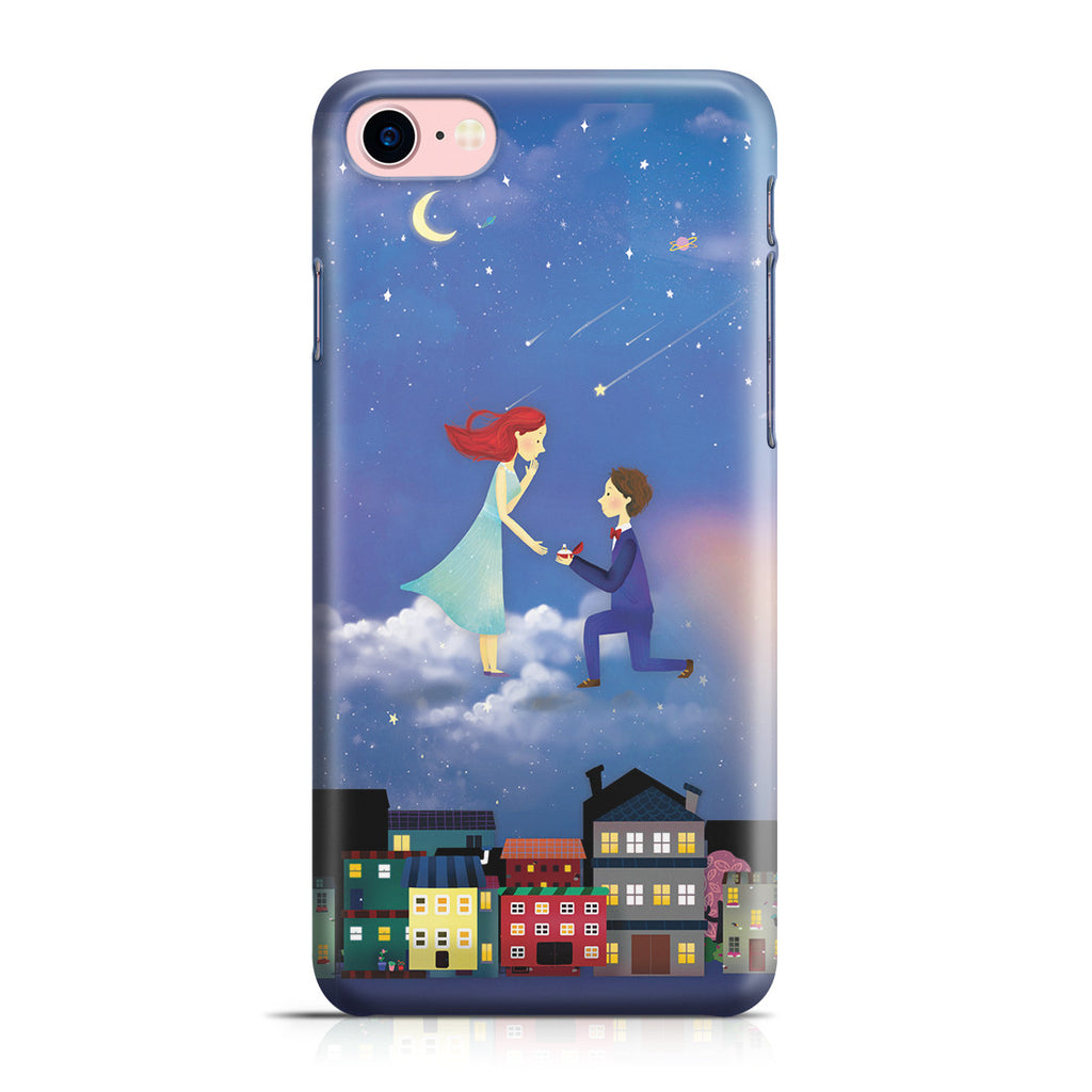 iPhone 7 Case - If You Be My Star I'll Be Your Sky