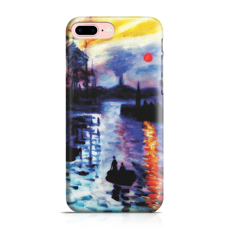 iPhone 7 Plus Case - Impression, Sunrise by Claude Monet