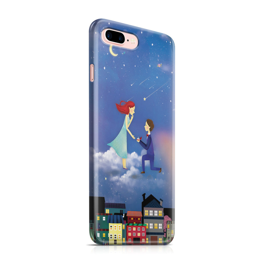iPhone 7 Plus Case - If You Be My Star I'll Be Your Sky