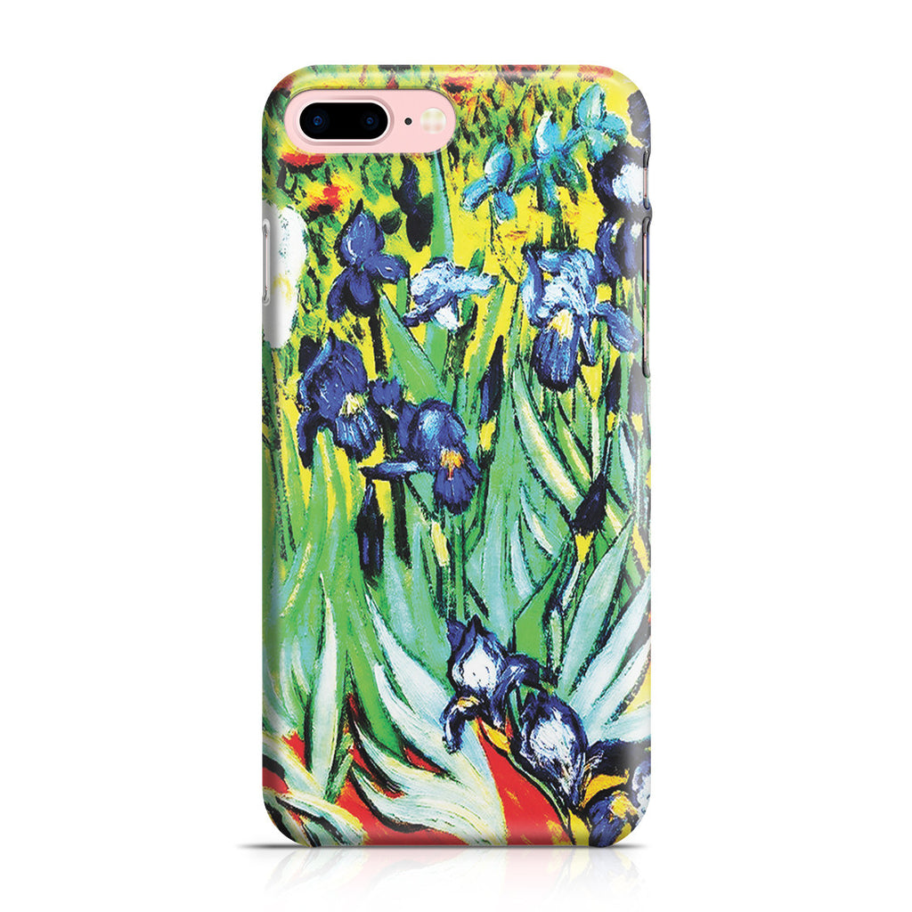 iPhone 7 Plus Case - Irises by Vincent Van Gogh