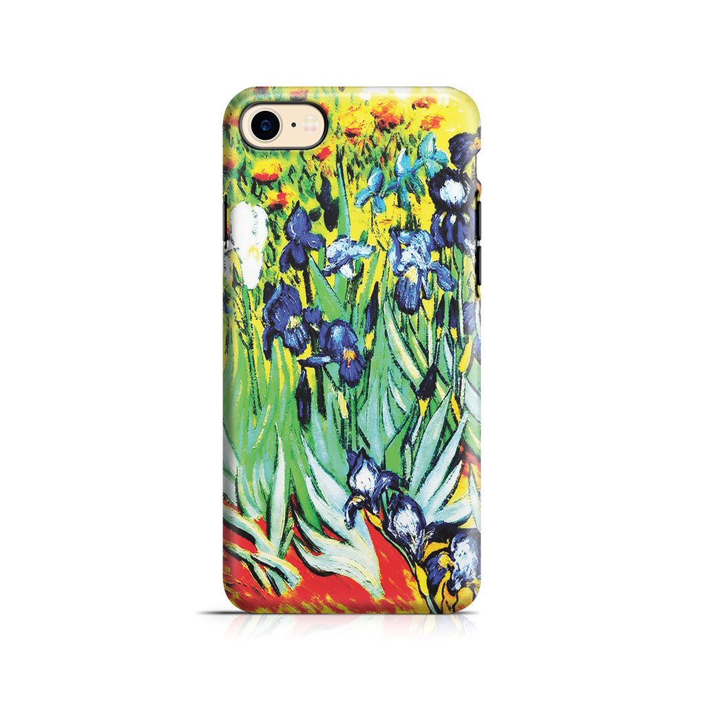 iPhone 7 Adventure Case - Irises by Vincent Van Gogh