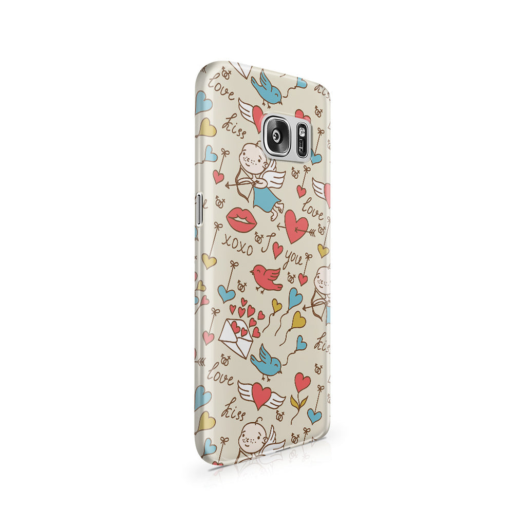 Galaxy S7 Case - I'm with Cupid