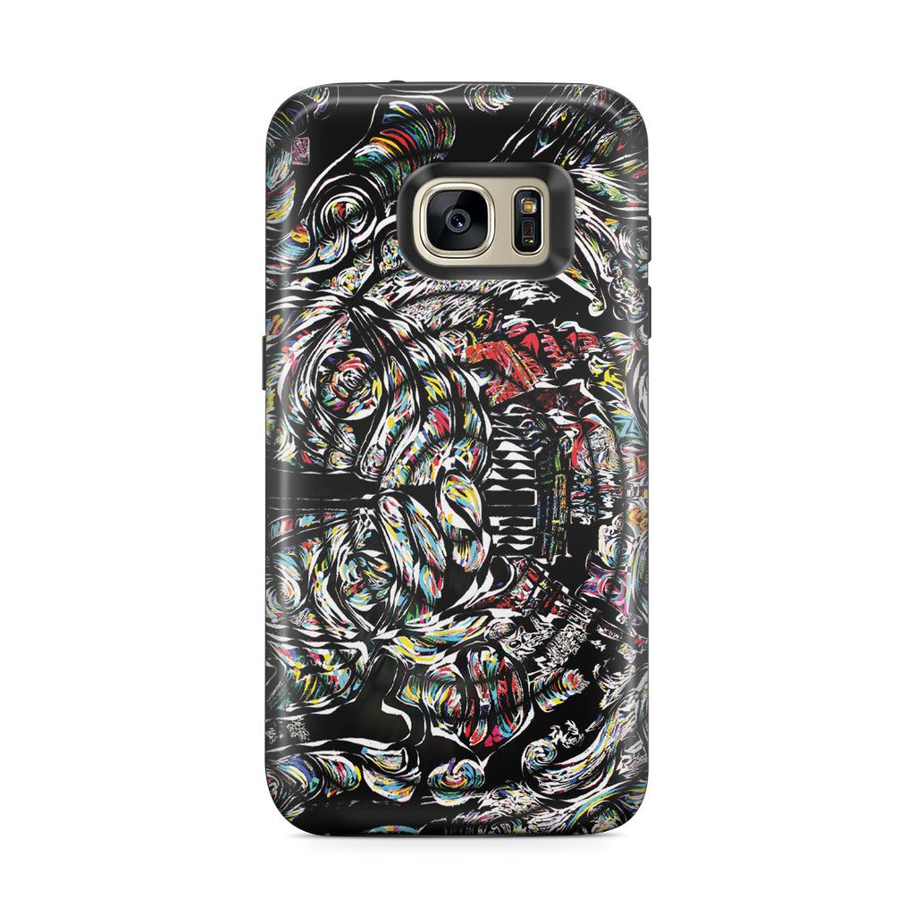 Galaxy S7 Edge Adventure Case - Look into My Eyes