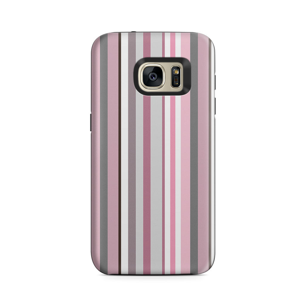 Galaxy S7 Adventure Case - Pink Lovecode