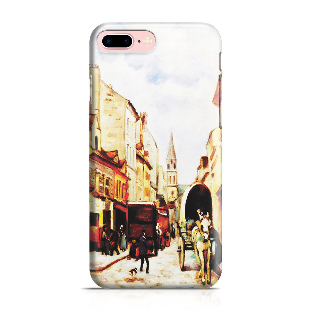 iPhone 7 Plus Case - La Grand Rue by Argenteuil