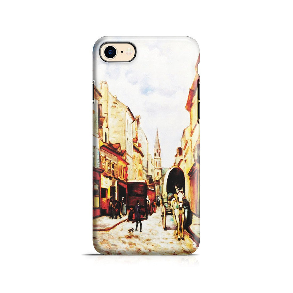 iPhone 8 Adventure Case - La Grand Rue by Argenteuil