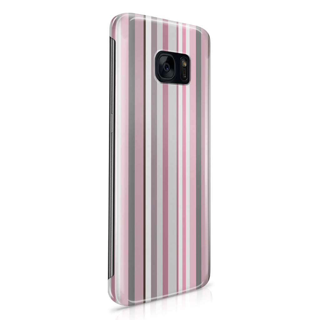 Galaxy S7 Edge Case - Pink Lovecode