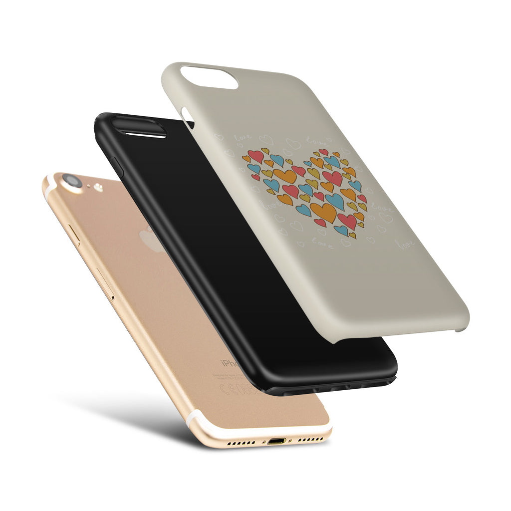 iPhone 6 | 6s Plus Adventure Case - Heart of Hearts