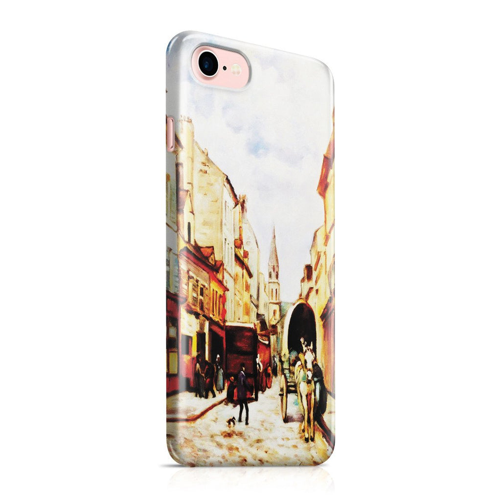 iPhone 8 Case - La Grand Rue by Argenteuil