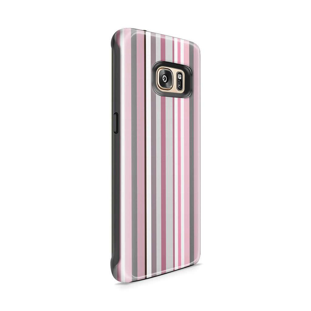 Galaxy S7 Edge Adventure Case - Pink Lovecode