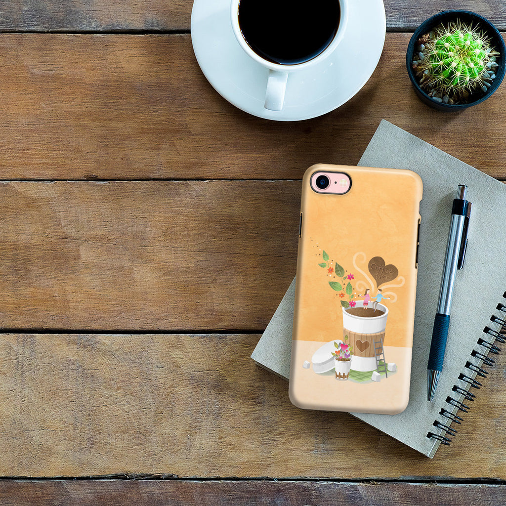 iPhone 7 Adventure Case - Good Morning My Love