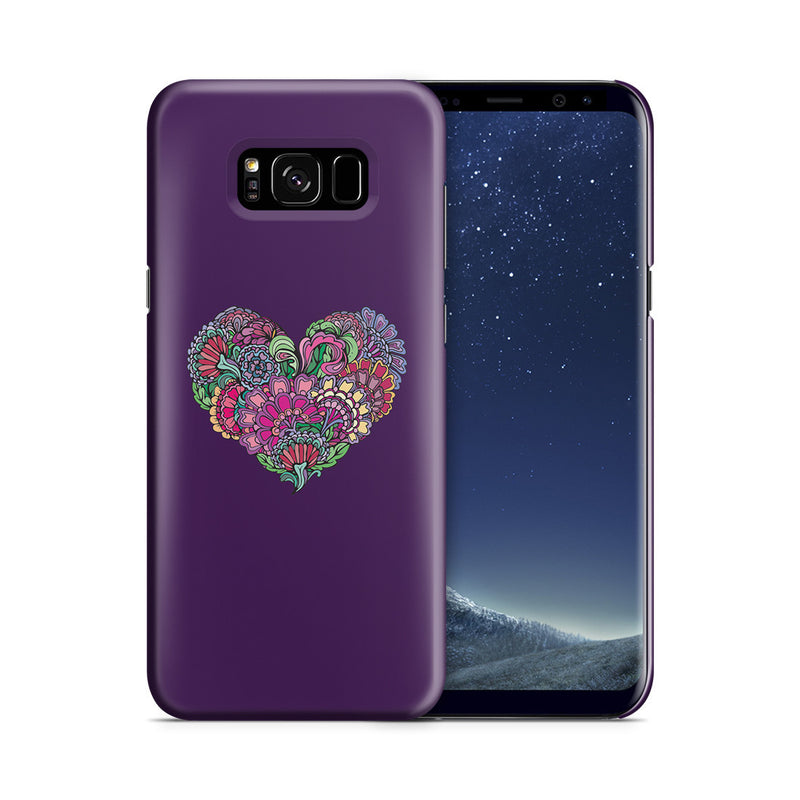 Galaxy S8 Plus Case - Life is the Flower for which Love is the Honey