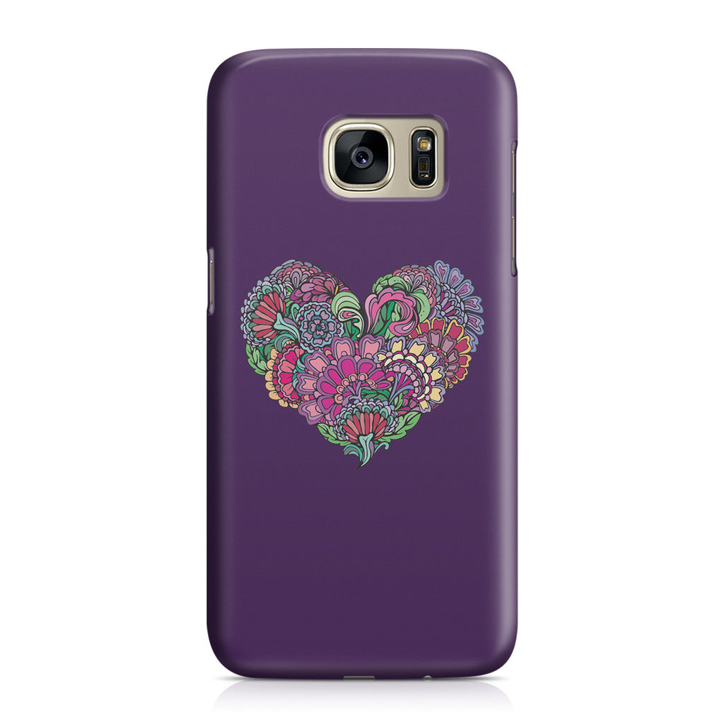 Galaxy S7 Case - Life is the Flower for which Love is the Honey
