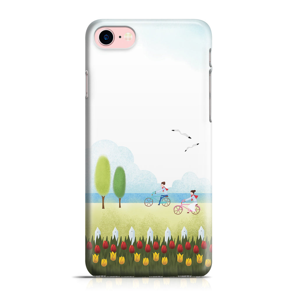 iPhone 7 Case - True Love is Two of Us Riding Nowhere