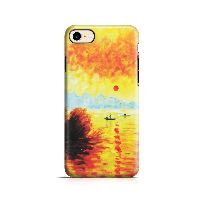 iPhone 6 | 6s Adventure Case - Le Coucher Du Soleil La Seine by Claude Monet