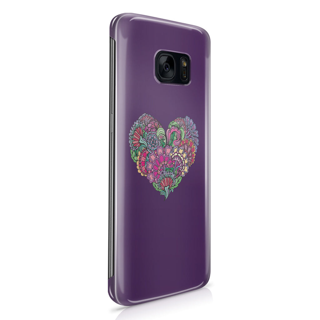 Galaxy S7 Edge Case - Life is the Flower for which Love is the Honey