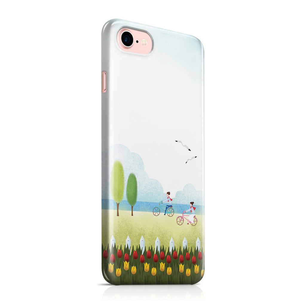 iPhone 6 | 6s Plus Case - True Love is Two of Us Riding Nowhere