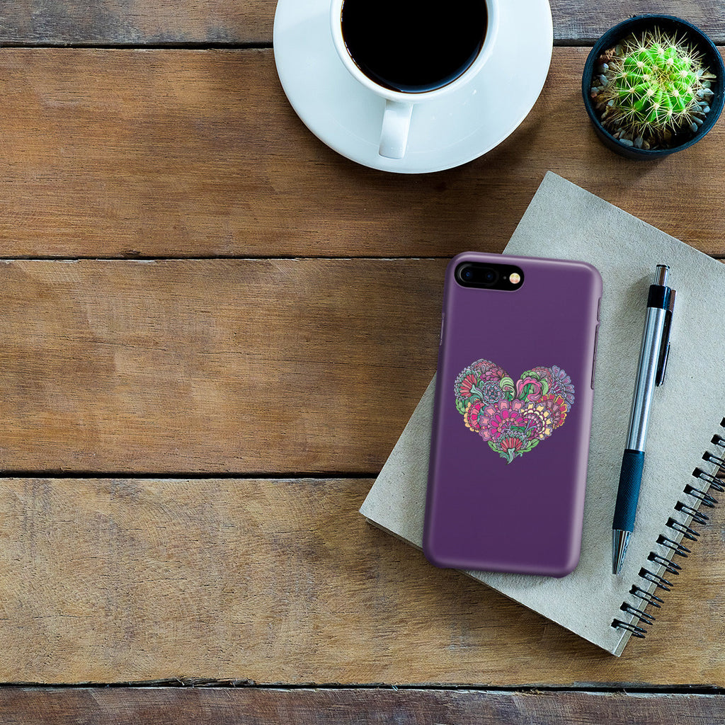 iPhone 7 Plus Case - Life is the Flower for which Love is the Honey