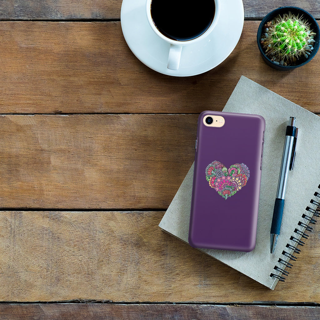 iPhone 7 Case - Life is the Flower for which Love is the Honey