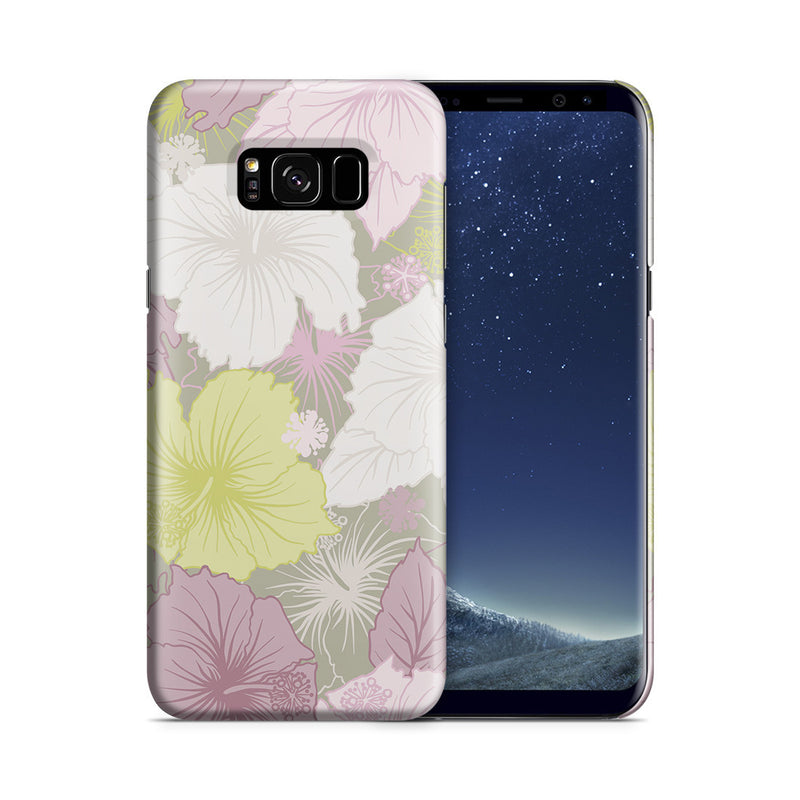 Galaxy S8 Plus Case - Hibiscus