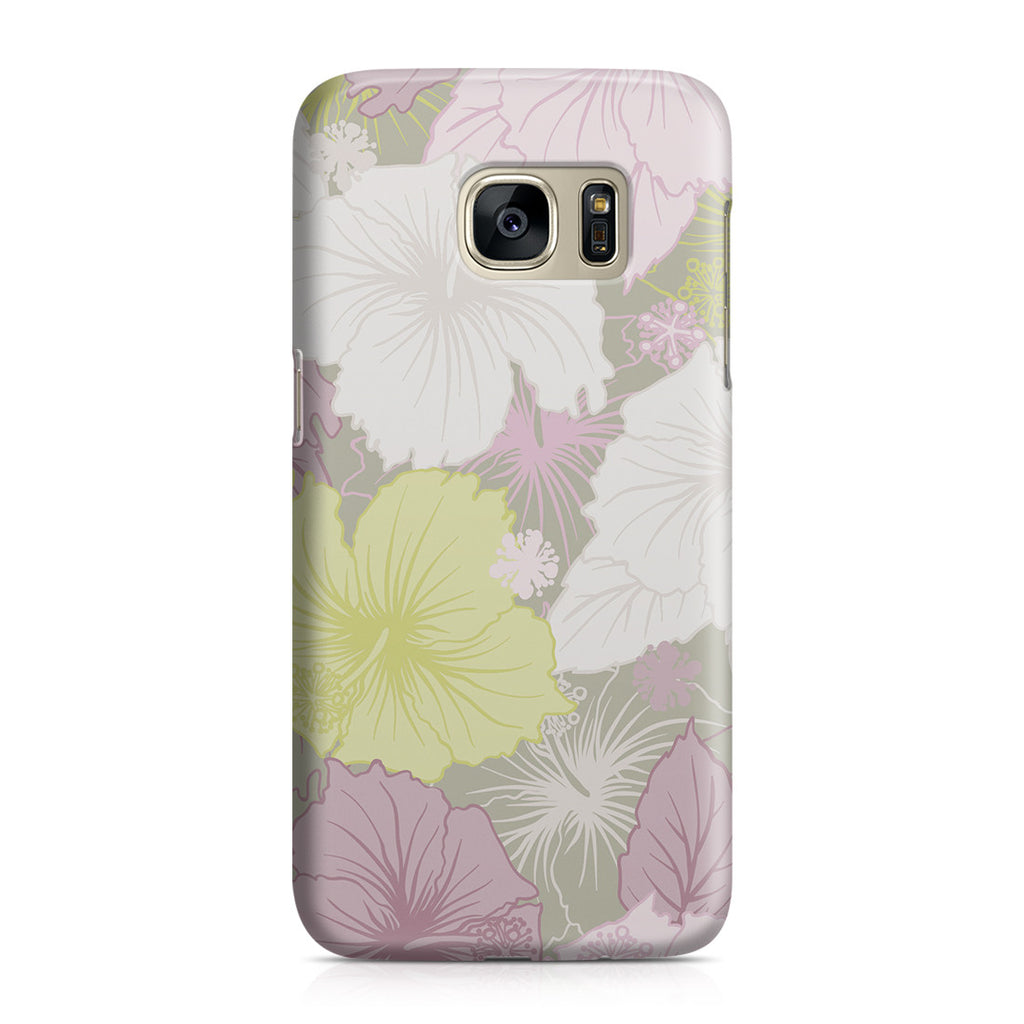 Galaxy S7 Case - Hibiscus