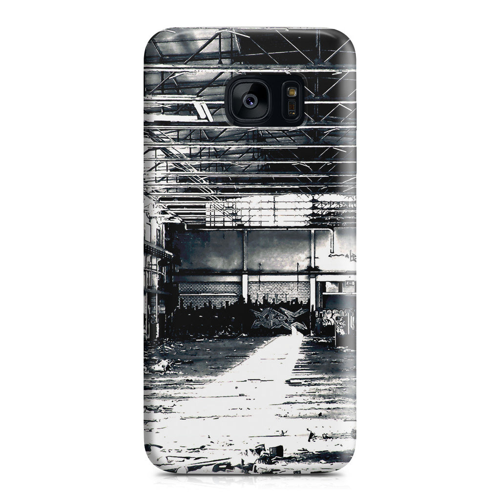 Galaxy S7 Edge  Case - Abandoned