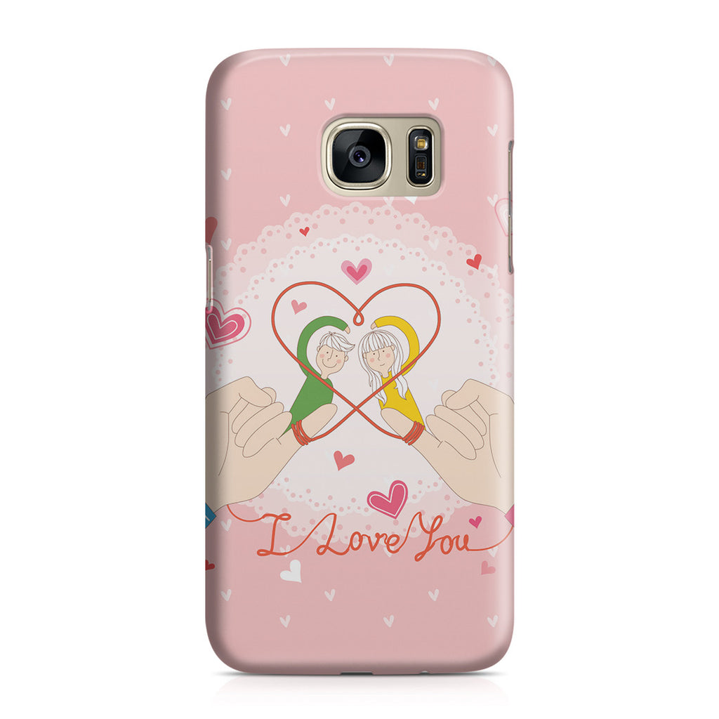 Galaxy S7 Case - Tie the Knot