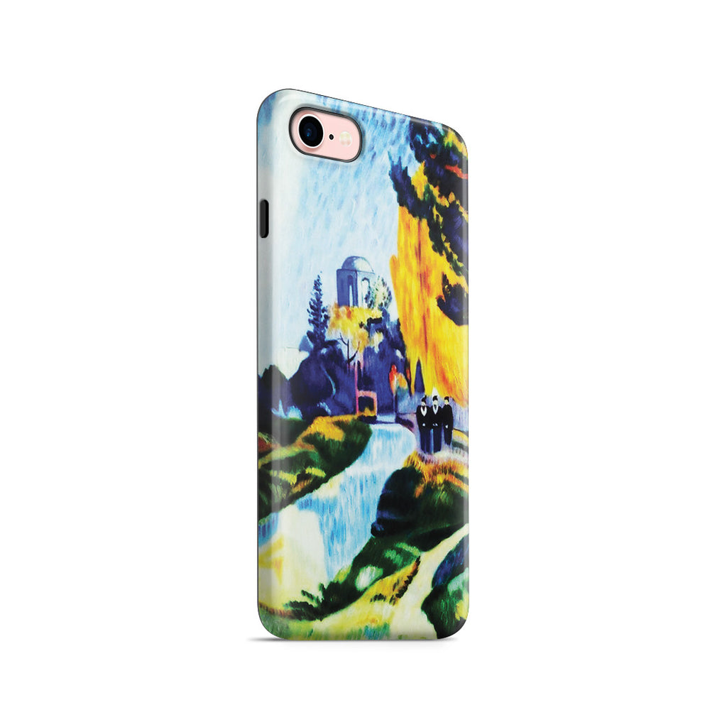 iPhone 6 | 6s Adventure Case - Les Alyscamps, 1888 by Paul Gauguin