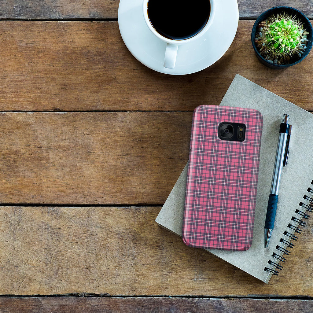 Galaxy S7 Case - Plaid