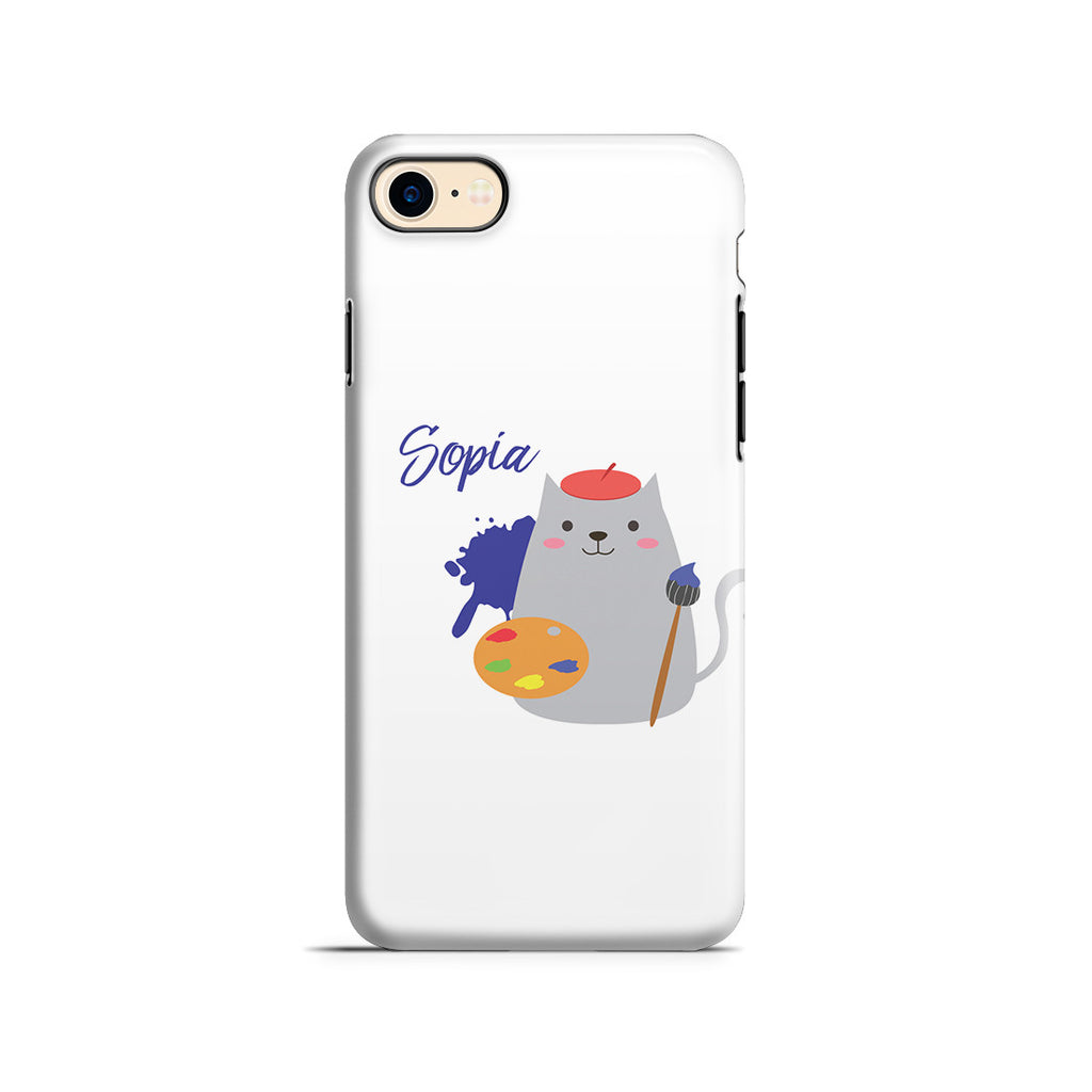 iPhone 6 | 6s Adventure Case - Cat Artist