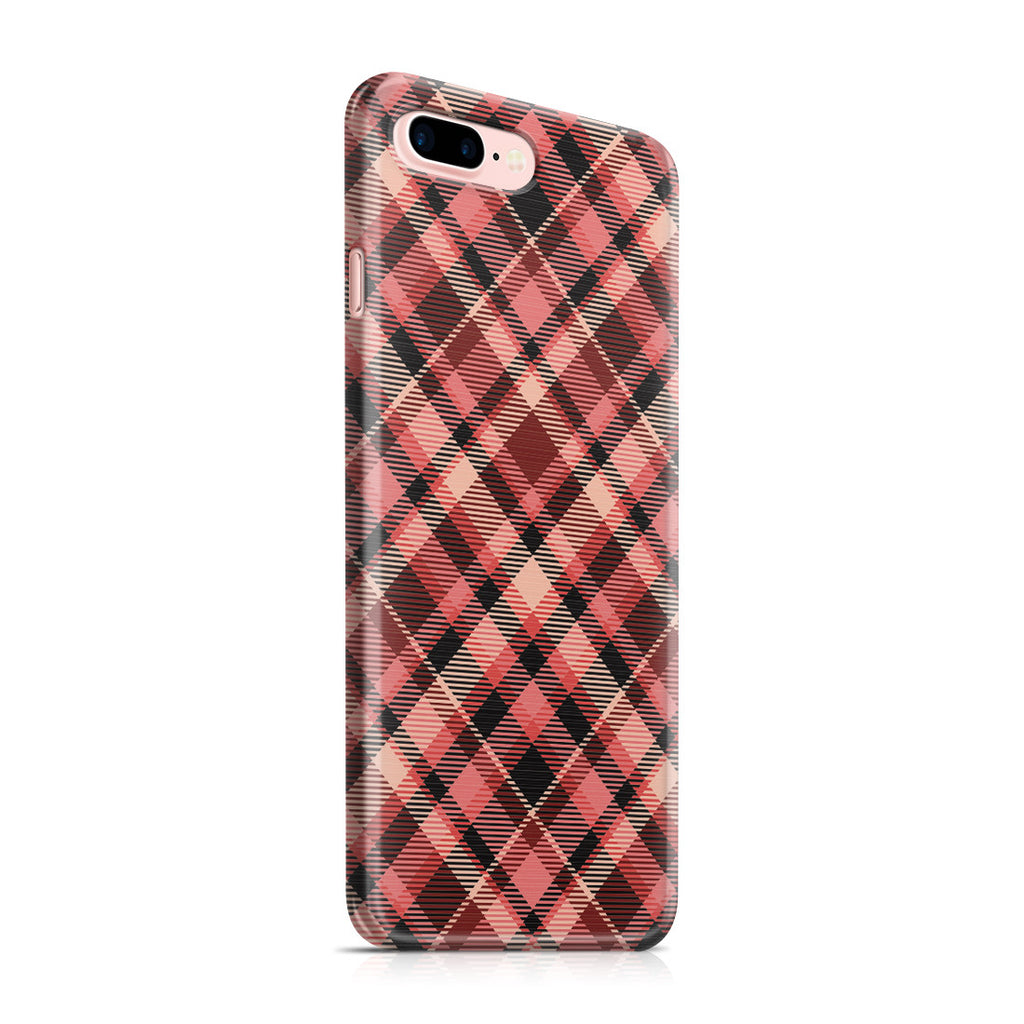 iPhone 7 Plus Case - Flannel