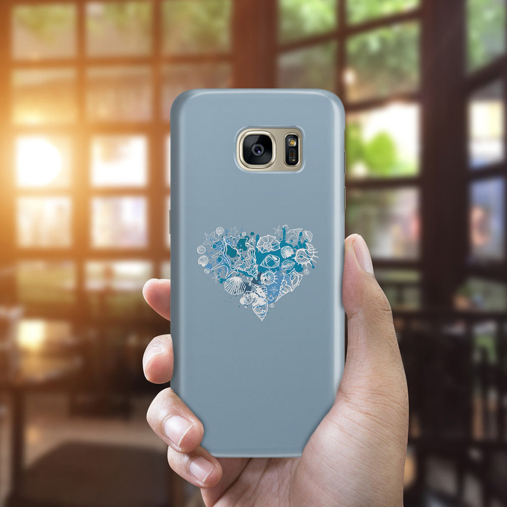 Galaxy S7 Edge Case - Sea of Love