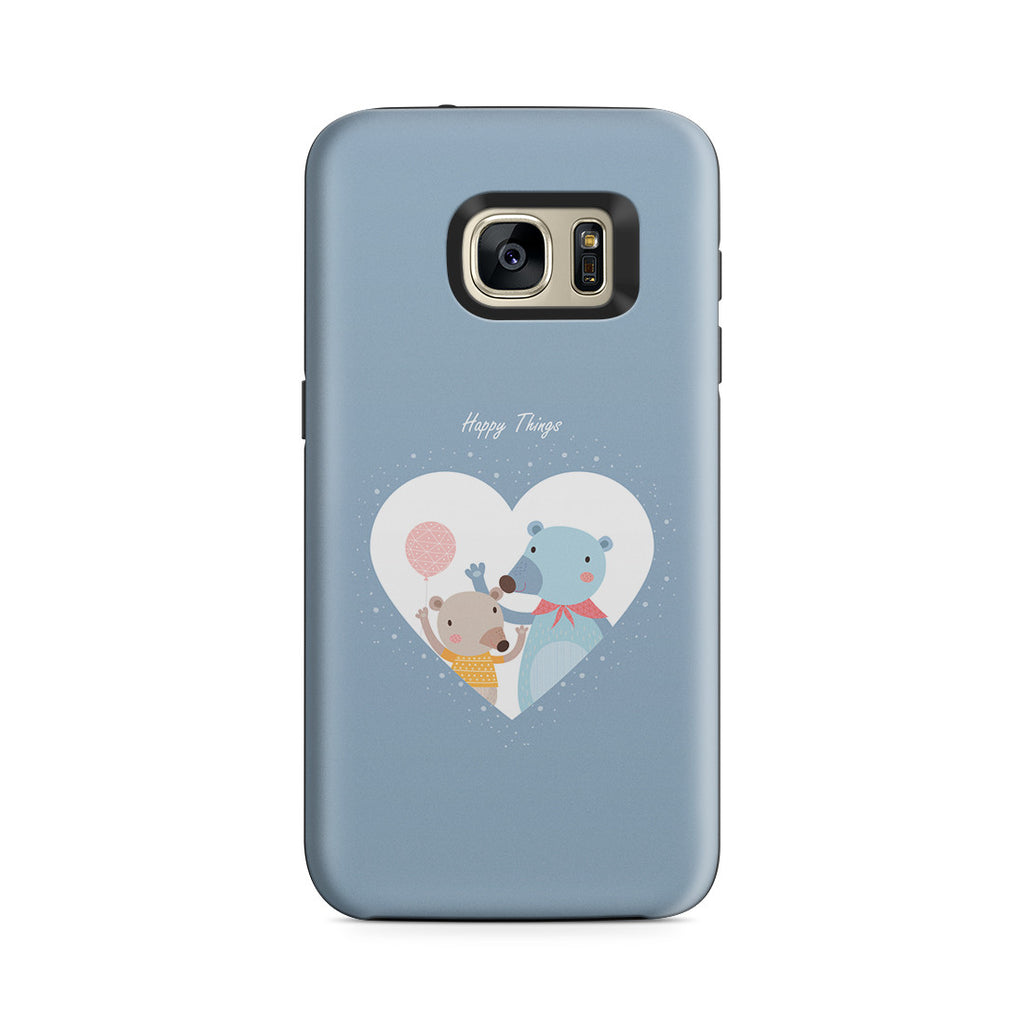 Galaxy S7 Adventure Case - Cherish Each Moment