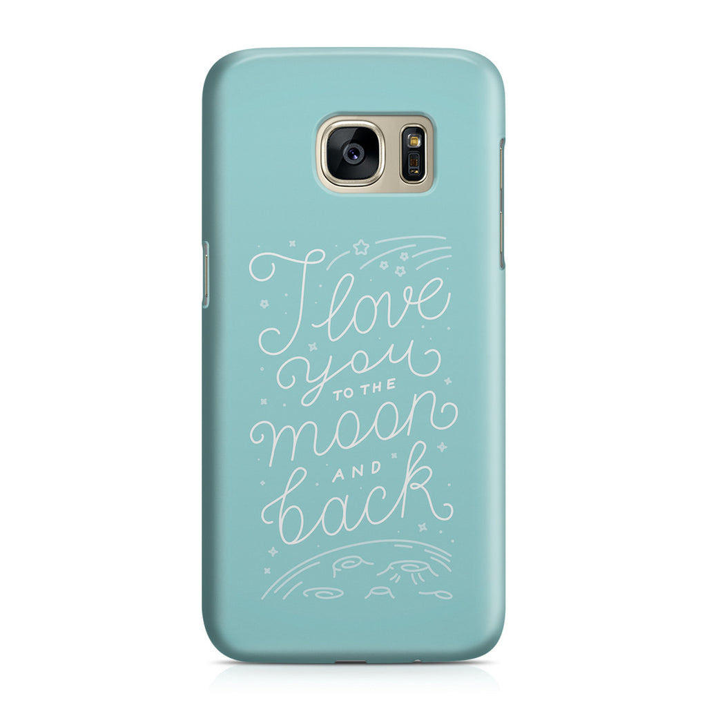Galaxy S7 Case - Love Knows No Bounds