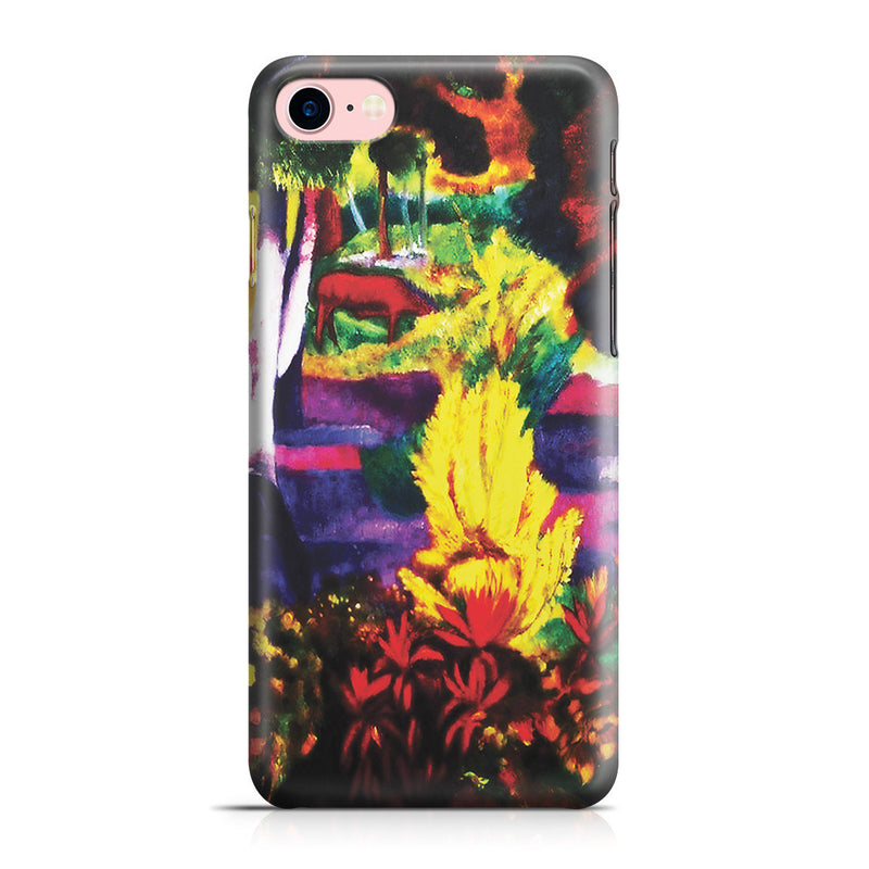 iPhone 6 | 6s Plus Case - Marquesan Landscape with Horses, 1901 by Paul Gauguin