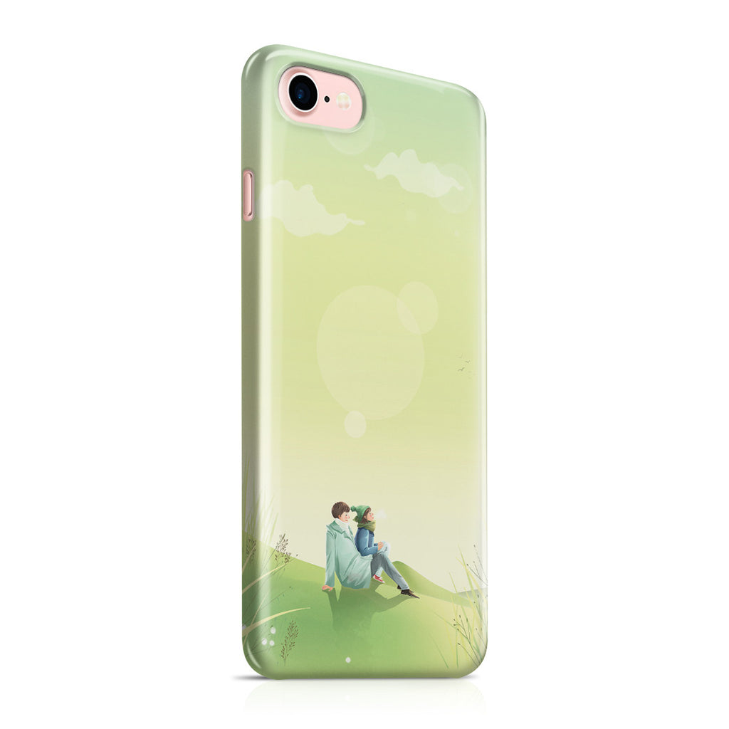 iPhone 6 | 6s Plus Case - Two of Us Lost in Space and Time Forever