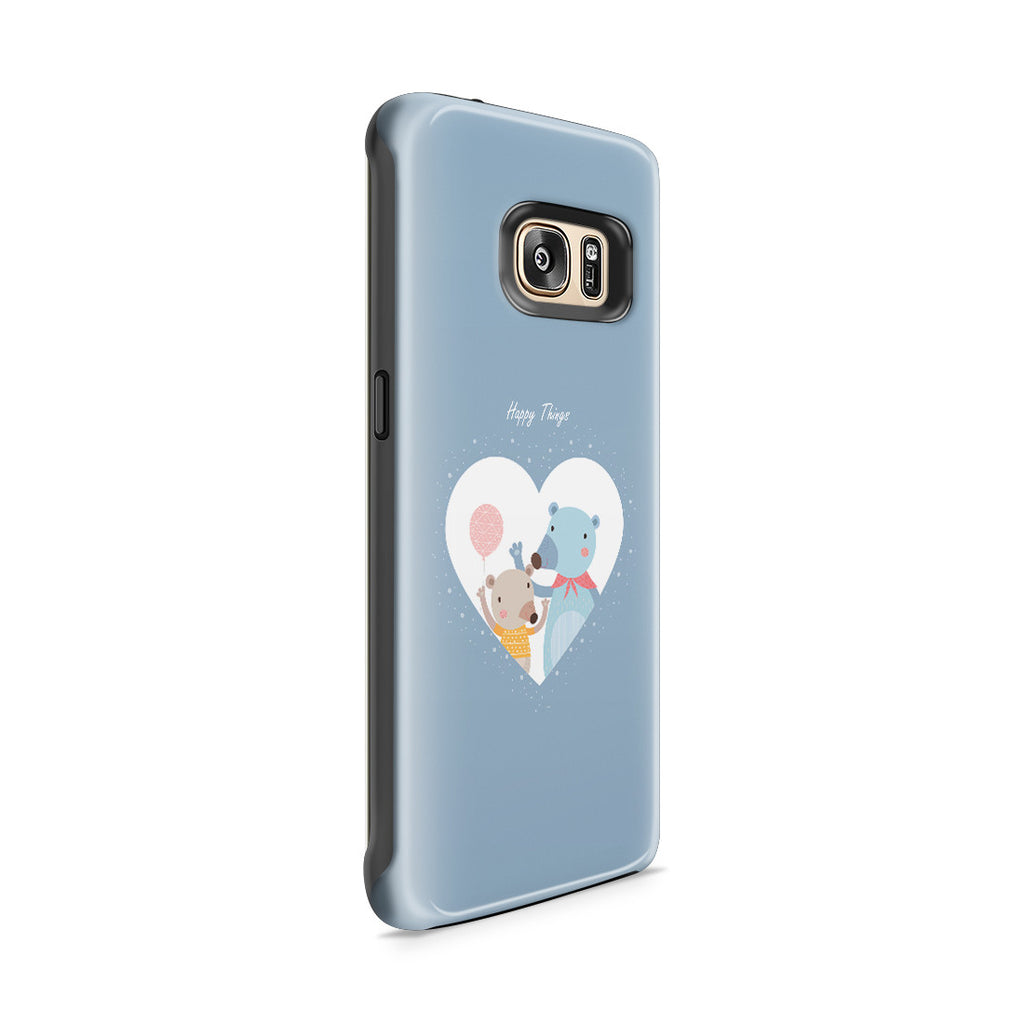 Galaxy S7 Edge Adventure Case - Cherish Each Moment
